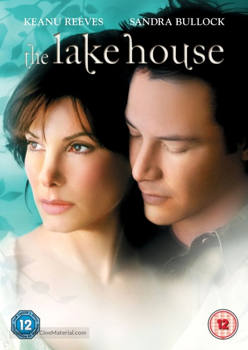 The Lake House - British DVD movie cover