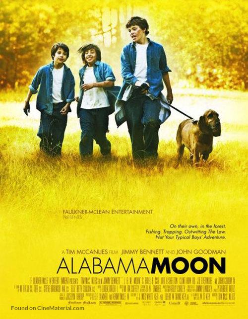 Alabama Moon - Movie Poster
