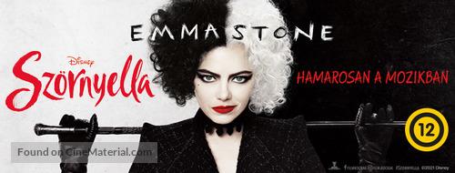 Cruella - Hungarian Movie Cover
