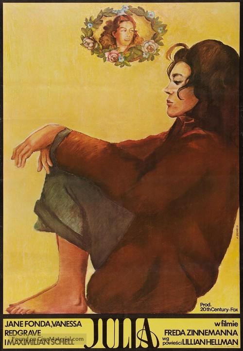 Julia - Polish Movie Poster