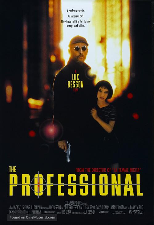 Léon - Movie Poster