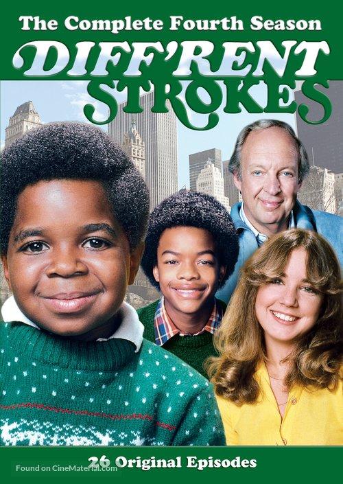 """Diff'rent Strokes"" - DVD movie cover"