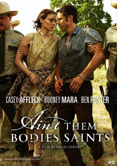 Ain't Them Bodies Saints - Movie Cover