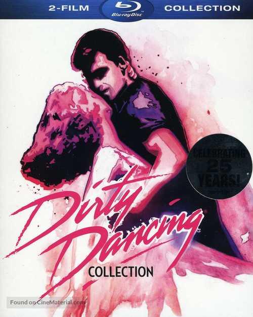 Dirty Dancing: Havana Nights - Blu-Ray cover