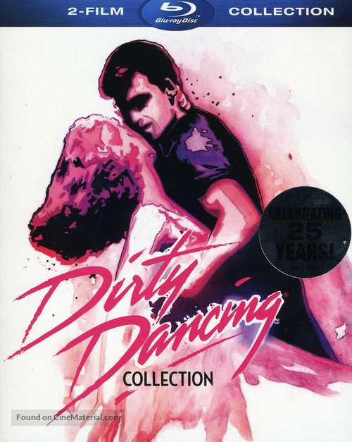 Dirty Dancing: Havana Nights - Blu-Ray movie cover