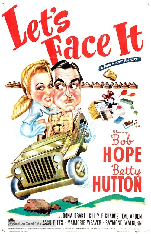 Let's Face It - Movie Poster