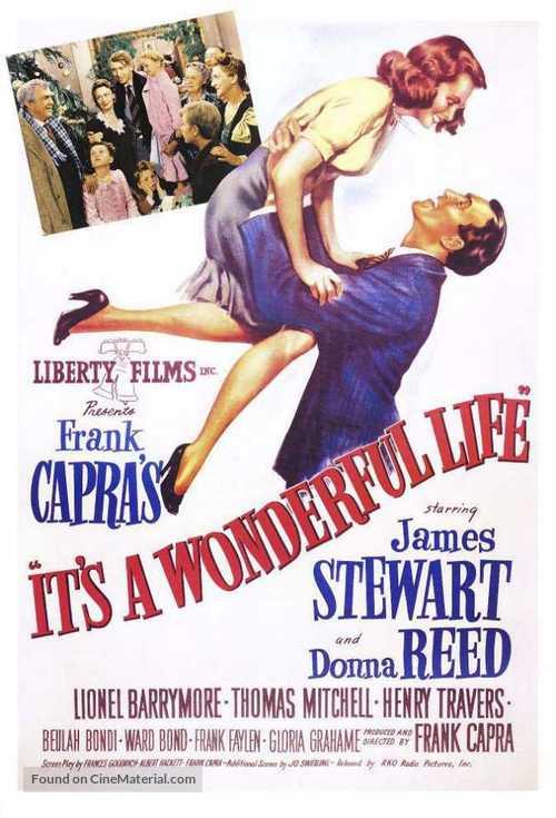 It's a Wonderful Life - Movie Poster