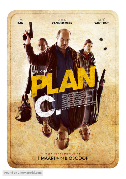Plan C - Dutch Movie Poster
