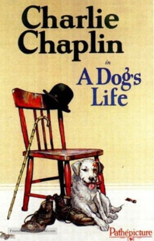 A Dog's Life - VHS movie cover