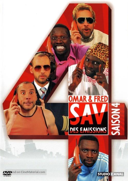 """""""SAV des émissions"""" - French Movie Cover"""