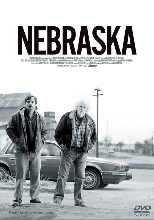 Nebraska - Movie Cover