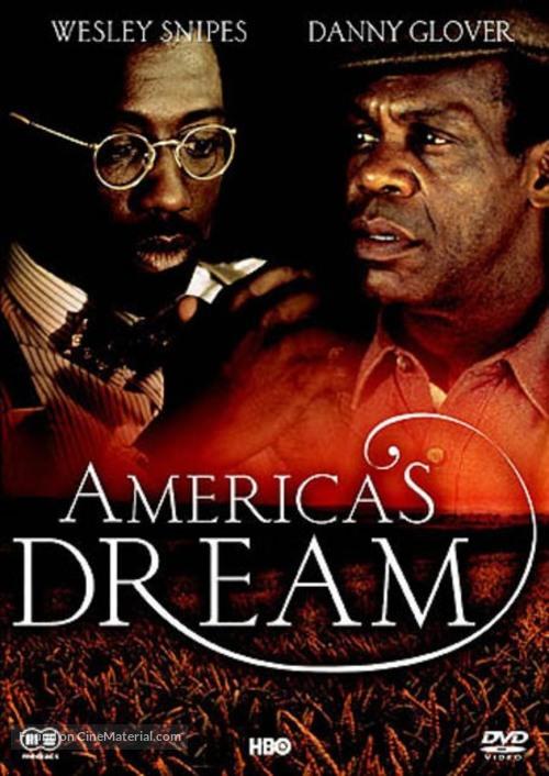 America's Dream - DVD movie cover