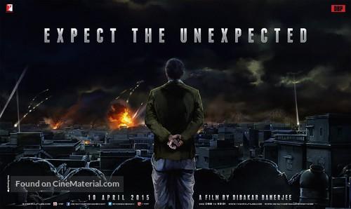 Detective Byomkesh Bakshy - Indian Movie Poster