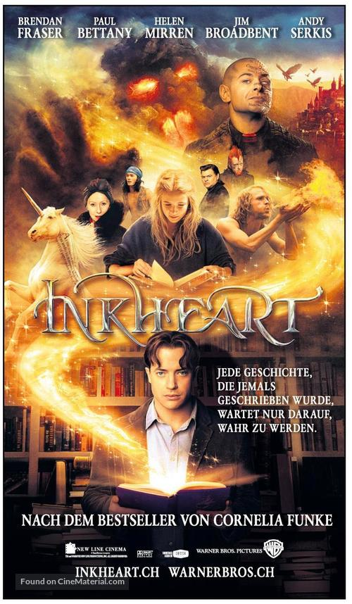 Inkheart - Swiss Movie Poster