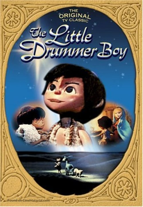 The Little Drummer Boy - DVD movie cover