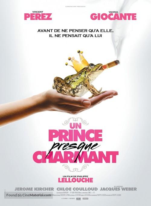 Un prince (presque) charmant - French Movie Poster