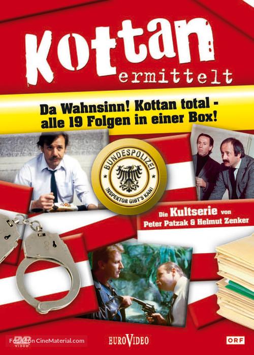 """Kottan ermittelt"" - German Movie Cover"