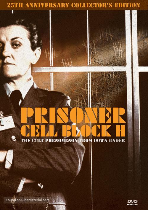 """""""Prisoner"""" - DVD movie cover"""
