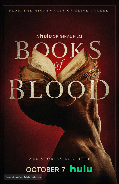 Books of Blood - Movie Poster