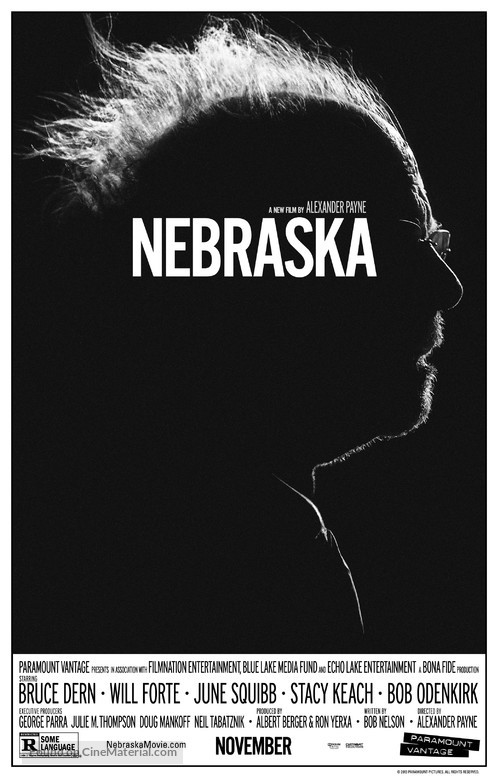 Nebraska - Movie Poster