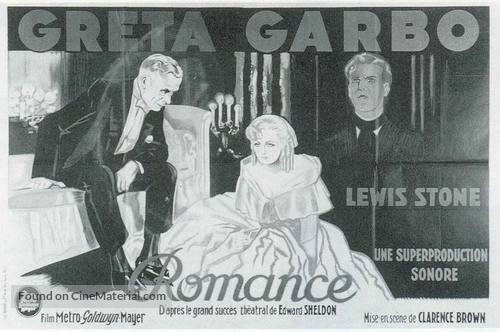 Romance - French Movie Poster