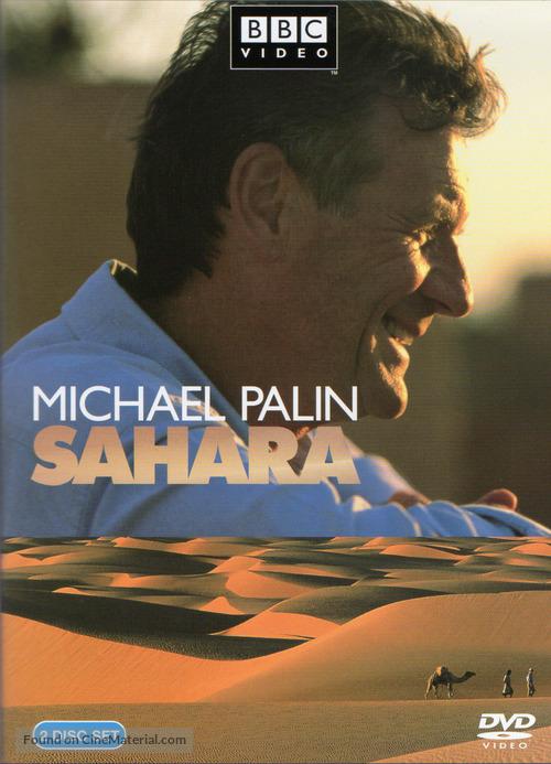 """Sahara with Michael Palin"" - DVD movie cover"