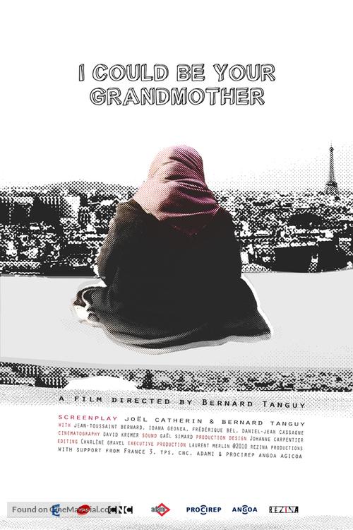 Je pourrais être votre grand-mère - French Movie Poster