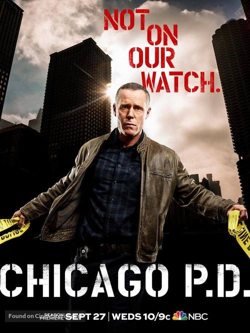 """Chicago PD"" - Movie Poster"