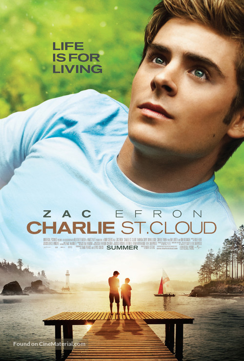 Charlie St. Cloud - Theatrical movie poster