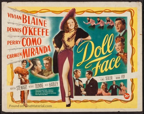 Doll Face - Movie Poster