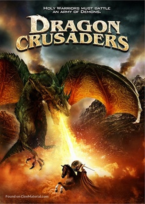 Dragon Crusaders - DVD movie cover