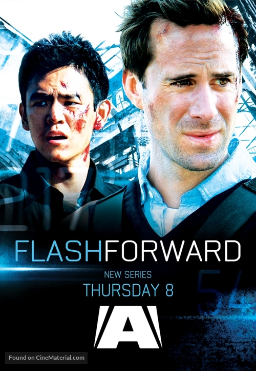 """FlashForward"" - Canadian Movie Poster"