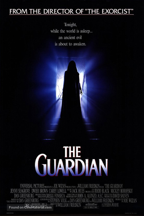 The Guardian - Movie Poster