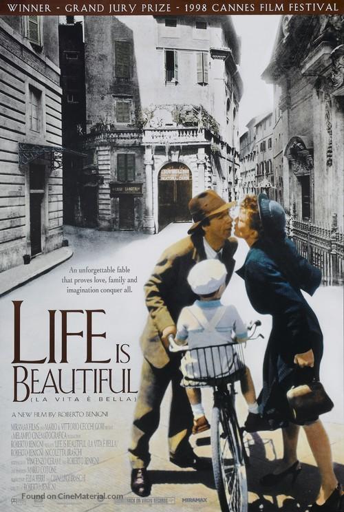 La vita è bella - Movie Poster