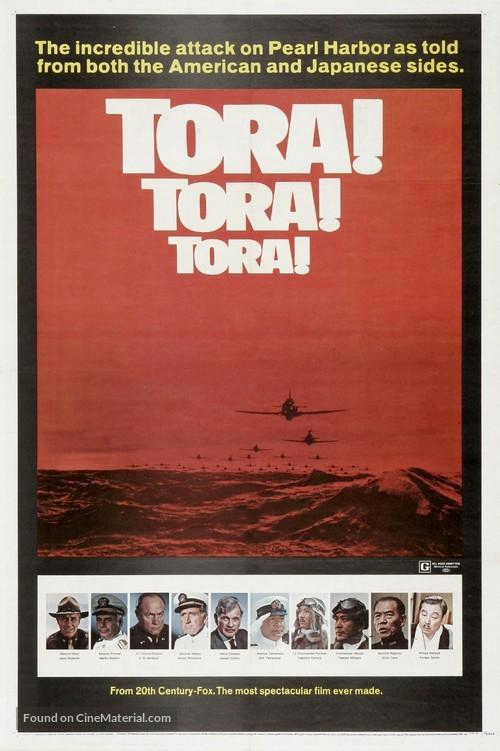 Tora! Tora! Tora! - Movie Poster