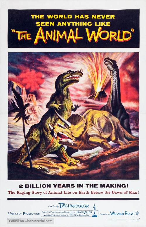 The Animal World - Movie Poster