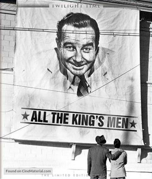 All the King's Men - Blu-Ray movie cover