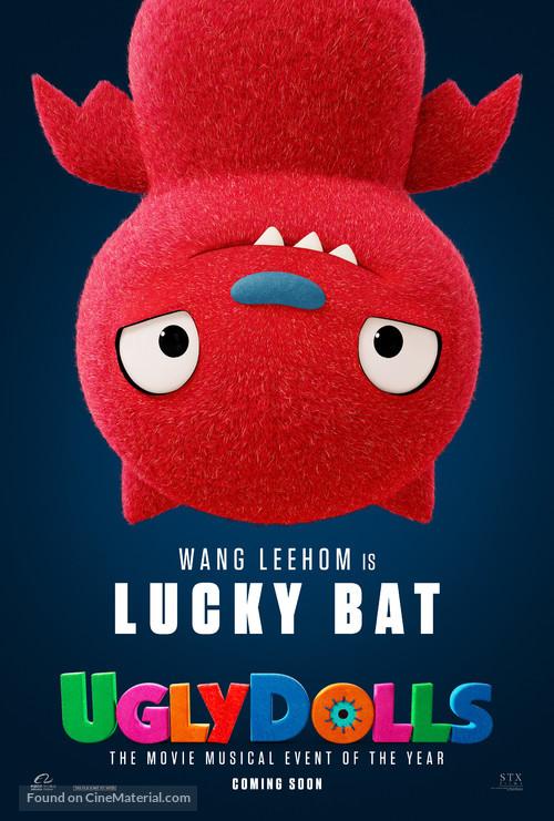 UglyDolls - Movie Poster
