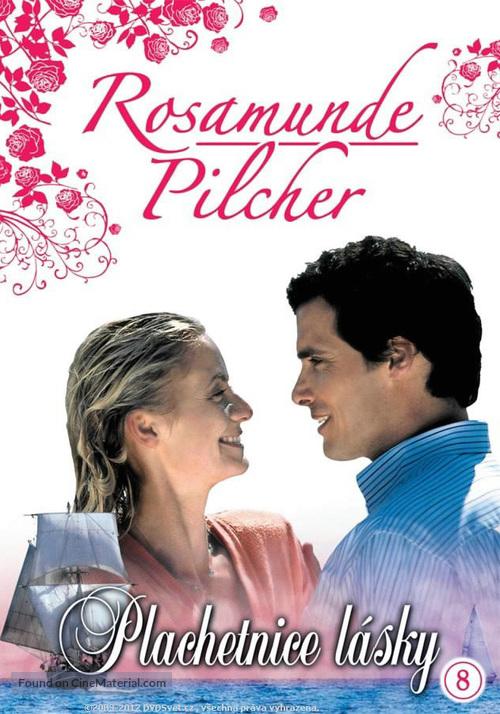 """Rosamunde Pilcher"" - Czech DVD movie cover"