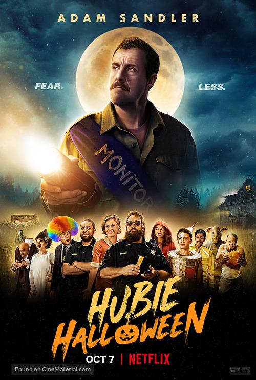 Hubie Halloween - Movie Poster