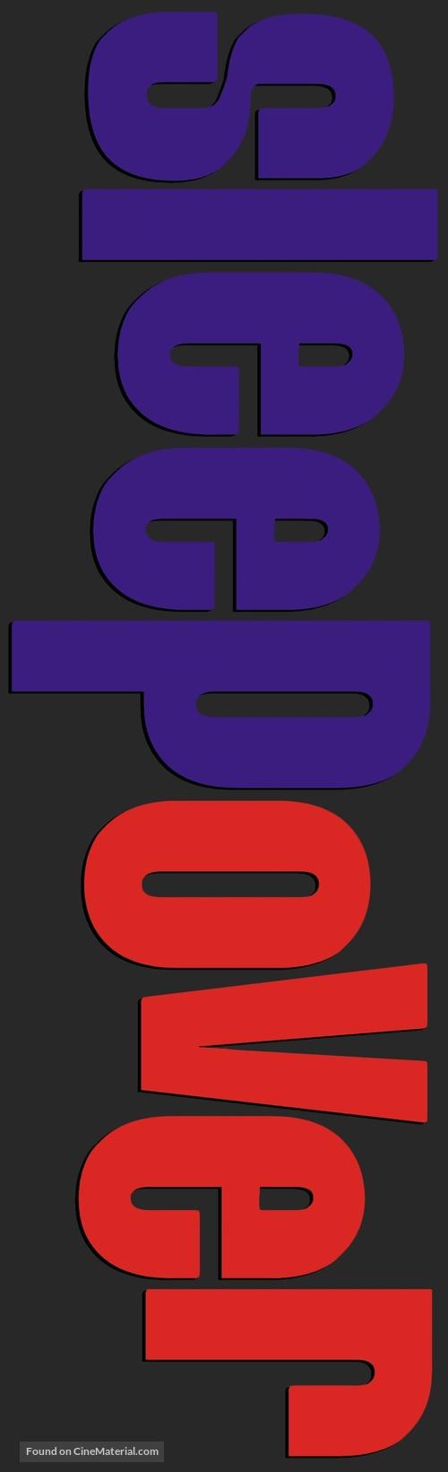 Sleepover - Logo