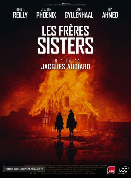 The Sisters Brothers - French Movie Poster