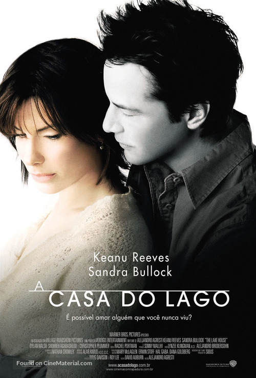 The Lake House - Brazilian Movie Poster