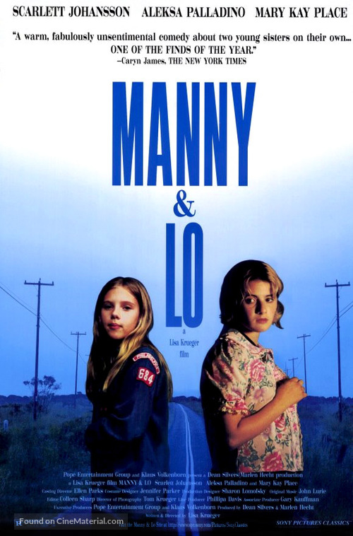 Manny & Lo - Movie Poster