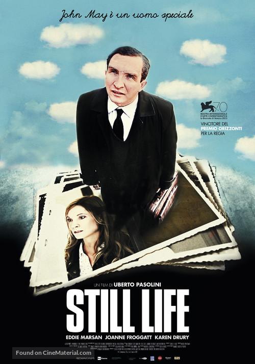 Still Life - Italian Movie Poster