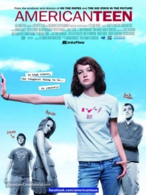 American Teen - Movie Poster