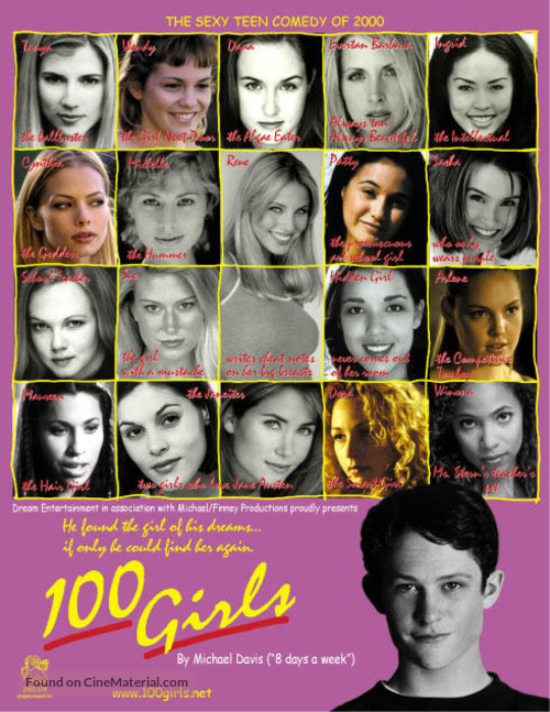 100 Girls - Movie Cover
