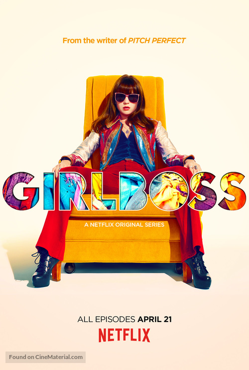 """Girlboss"" - Movie Poster"