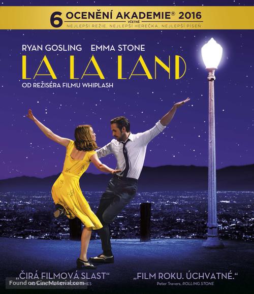 La La Land - Czech Movie Cover