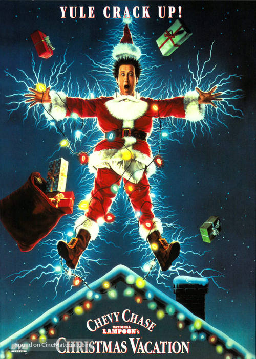 Christmas Vacation - DVD movie cover
